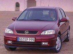 Opel Astra G 2.0 16V Sedan(T98) фото