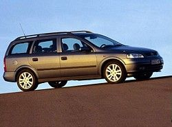 Astra G 2.0 DTi 16V (101hp) Caravan(T98) Opel фото