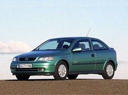 Opel Astra G 2.0 DTi 16V (3dr) (101hp)(T98) фото