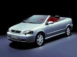Opel Astra G 2.2 16V Cabriolet(T98) фото