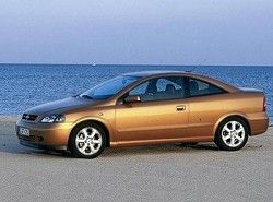 Opel Astra G 2.2 16V Coupe(T98) фото
