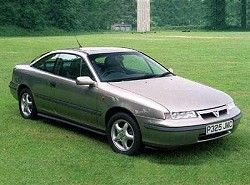 Opel Calibra Turbo фото
