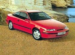 Calibra Turbo Opel фото