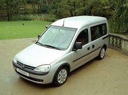 Combo 1.7 DTi 16V Opel фото