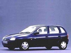Corsa B 1.2i (5dr) Opel фото