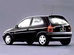 Opel Corsa B 1.4i (3dr) (60hp) фото