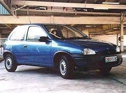 Corsa B 1.4i (3dr) (60hp) Opel фото