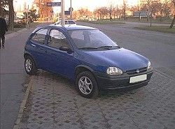 Opel Corsa B 1.4i (5dr) (60hp) фото