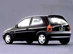 Corsa B 1.4i 16V (3dr) Opel фото