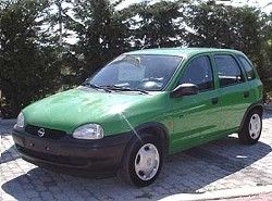 Opel Corsa B 1.4i 16V (5dr) фото