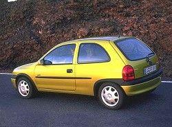 Corsa B 1.5 D (3dr) Opel фото