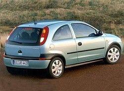Opel Corsa C 1.7 16V DTi (3dr) (65hp) фото