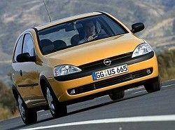 Corsa C 1.7 16V DTi (3dr) (65hp) Opel фото