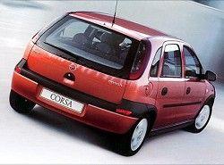 Opel Corsa C 1.7 16V DTi (5dr) (65hp) фото