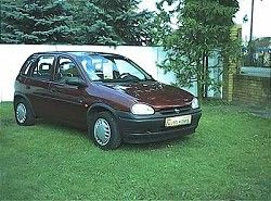 Corsa C 1.7 16V DTi (5dr) (65hp) Opel фото