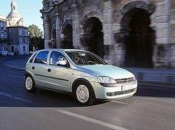 Opel Corsa C 1.7 16V DTi (5dr) (75hp) фото