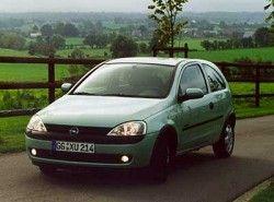 Opel Corsa C 1.8 16V (3dr) фото