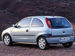 Corsa C 1.8 16V (3dr) Opel фото