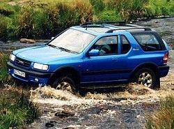 Frontera 2.0 4WD(UT2) Opel фото