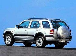 Opel Frontera 2.2 (5dr)(UT2) фото