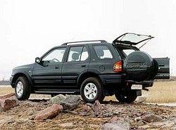 Frontera 2.2 16V 4WD (5dr)(UT2) Opel фото