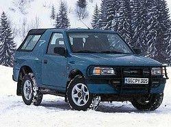 Opel Frontera 2.2 16V DTi (3dr)(UT2) фото