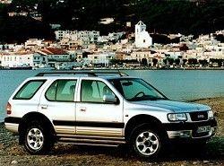 Opel Frontera 2.2 16V DTi (5dr) (UT2) фото