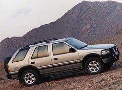 Opel Frontera 2.2 16V DTi 4WD (5dr) (UT2) фото