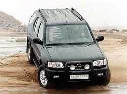 Frontera 2.5 TD 4WD (5dr)(UT2) Opel фото
