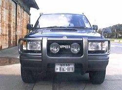 Frontera 2.8 TDi 4WD(UT2) Opel фото