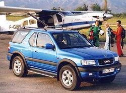 Opel Frontera 3.2 24V (3dr)(UT2) фото