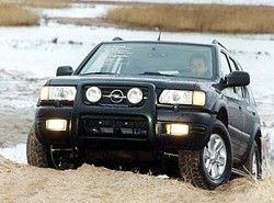 Frontera 3.2 24V 4WD (5dr)(UT2) Opel фото