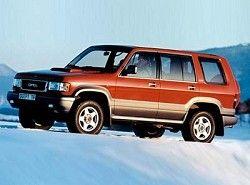 Monterey 3.2i 24V 4WD (5dr)(UBS) Opel фото
