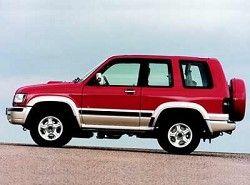 Opel Monterey 3.5 V6 24V (3dr)(UBS) фото