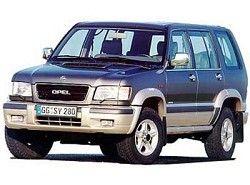 Monterey 3.5 V6 24V 4WD (5dr)(UBS) Opel фото