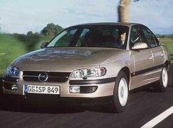Omega B 2.0 16V DTi Opel фото