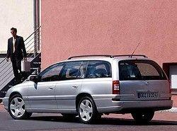 Omega B 2.2 DTi (120hp) Caravan(WR) Opel фото
