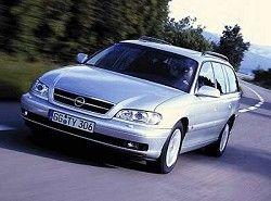 Opel Omega B 2.2 DTi (125hp) Caravan(WR) фото