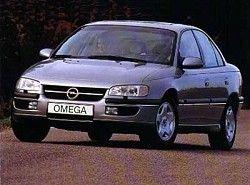 Opel Omega B 3.0 V6 фото