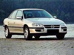 Omega B 3.0 V6 Opel фото
