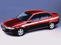 Vectra B 1.6i 16V (101hp) Sedan Opel фото