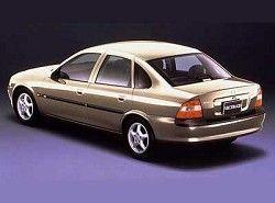 Opel Vectra B 2.5 V6 (195hp) Sedan фото