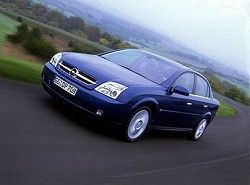 Opel Vectra C 2.2 16V Sedan  (WOLOZCF6) фото