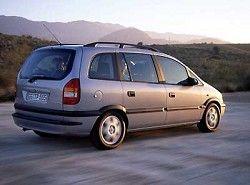 Opel Zafira 1.8 16V фото