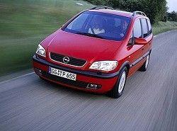 Zafira 1.8 16V Opel фото