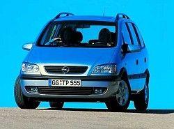 Opel Zafira 2.0 16V DTi (101hp) фото