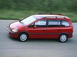 Zafira 2.0 16V DTi (101hp) Opel фото