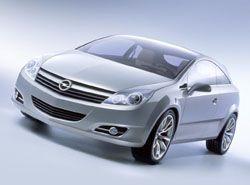 Opel GTC Geneve фото