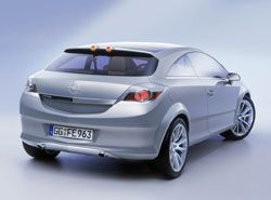 GTC Geneve Opel фото