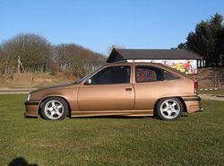 Kadett E Opel фото
